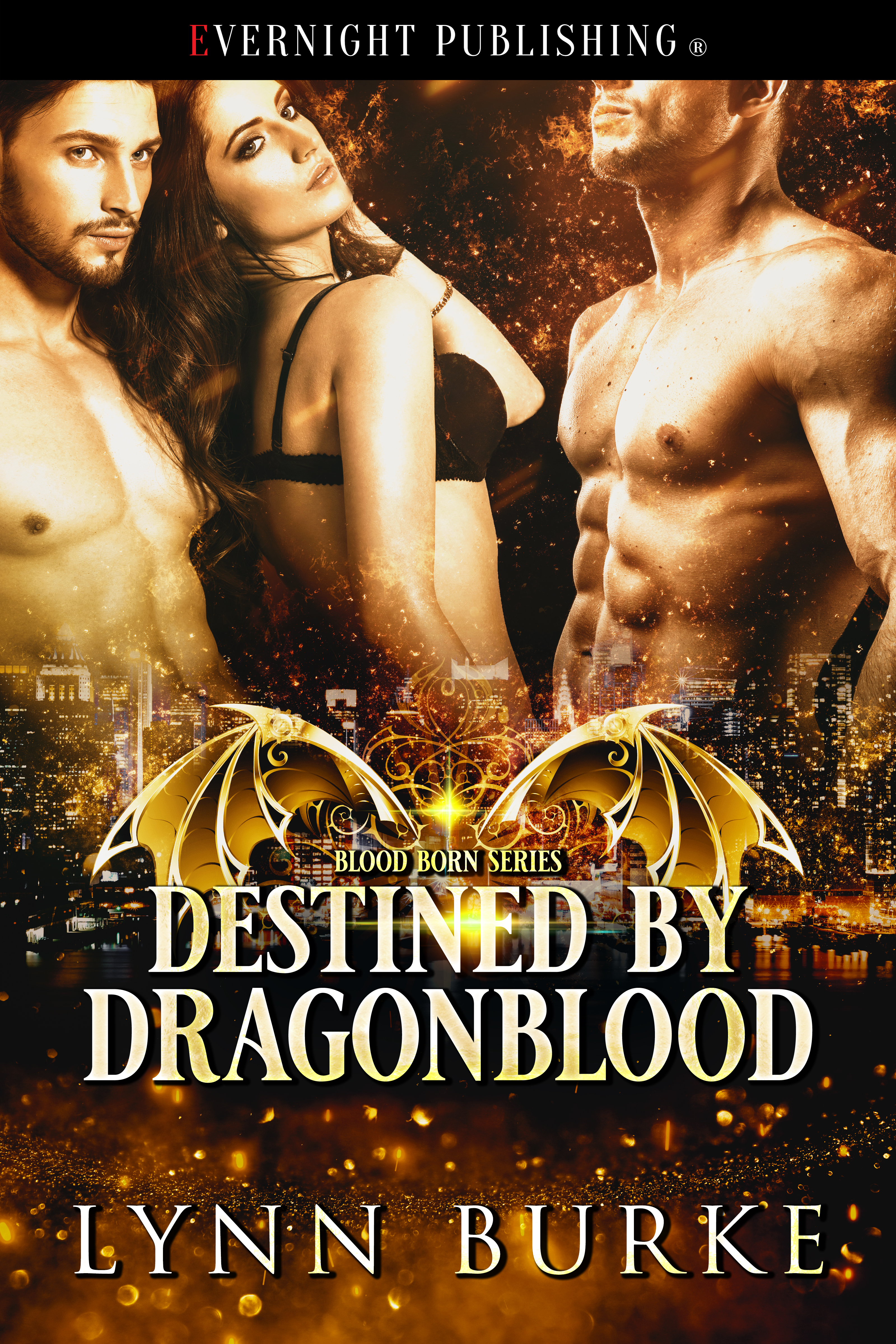 Destined by Dragonblood-eBook-complete