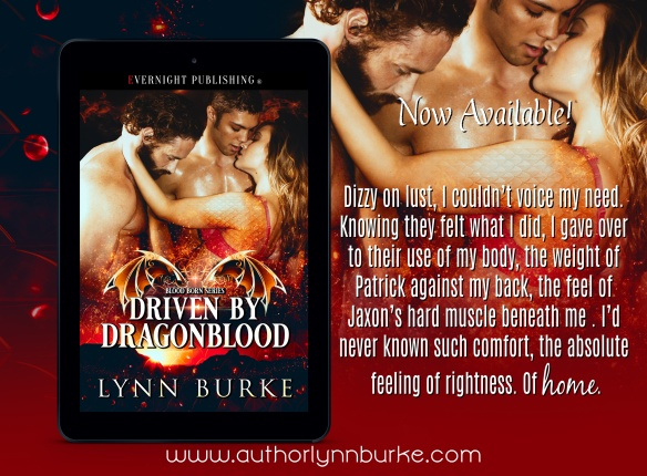 Driven by Dragonblood-Teaser 2