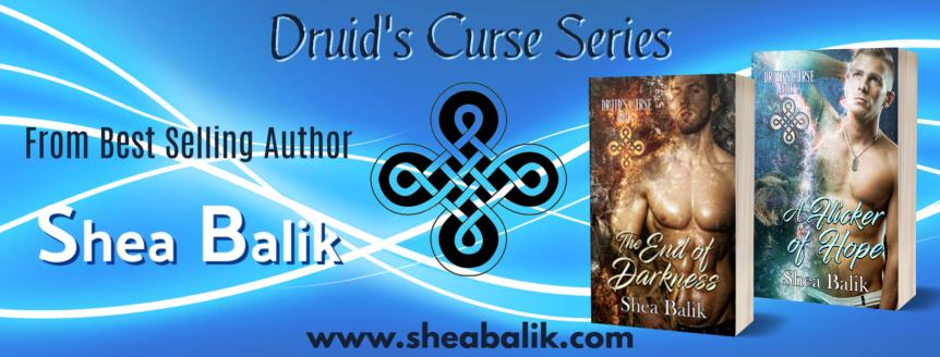 Druids Curse Series Banner