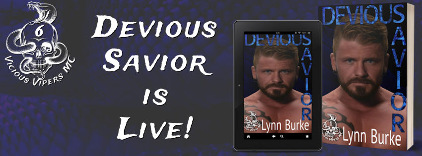Release Day Review, Devious Savior by Lynn Burke